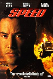 Fun(?) fact: Speed was the first R-rated movie I ever watched. And I haven't seen it since then.