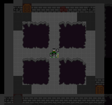 Eldritch City Boss Room