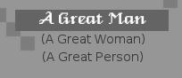 gender